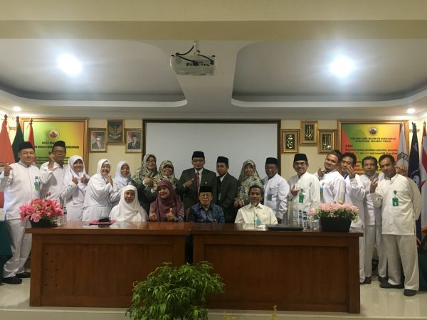 RAKER GUKAR SMA ISLAM PB SOEDIRMAN TAHUN PELAJARAN 2018/2019