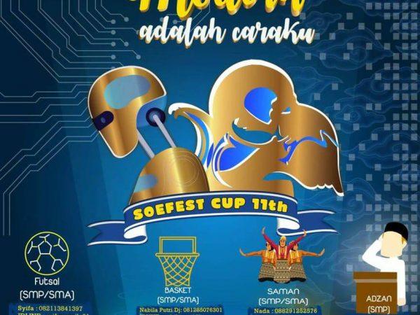 Soedirman Festival Cup (Soefest) ke-11