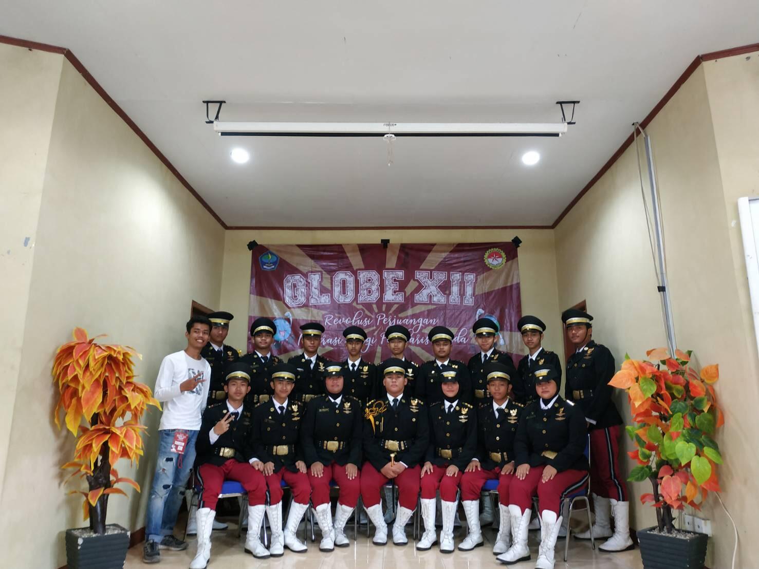 24 Februari 2019-Paskibra Juara Formasi Terbaik Pertama untuk LFPB di Labschool Cibubur