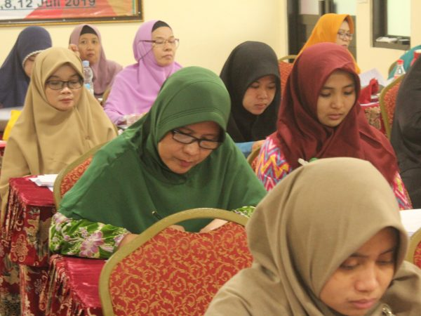 Rapat Kerja SMA Islam PB Soedirman Jakarta