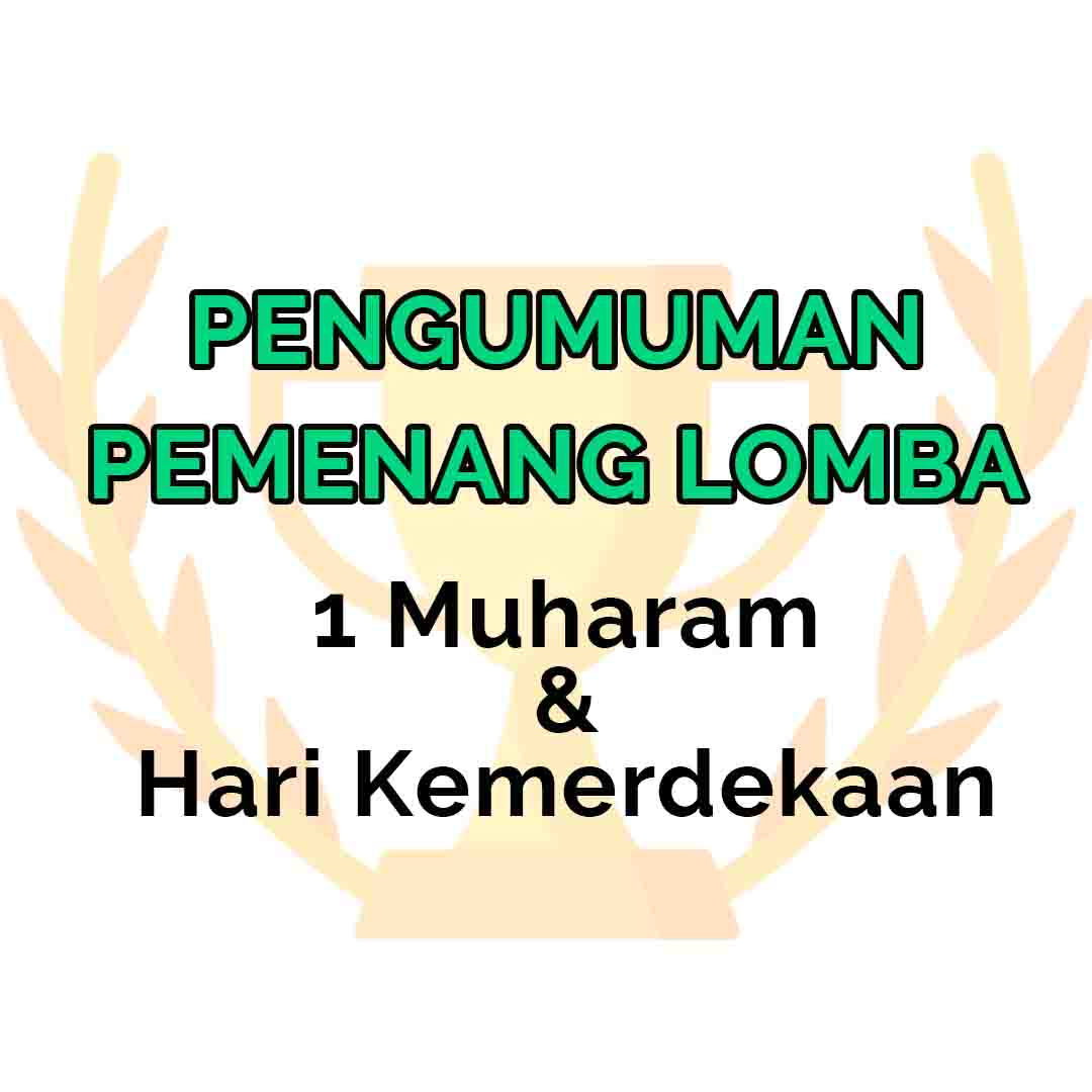 Pemenang Lomba Muharam dan 17an